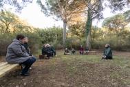 Bany de Bosc, Can Fornaca 2018